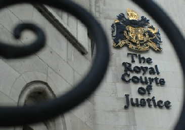 Search Warrant Solicitors and Barrister Services Video Thumbnail of the Royal Courts of Justice in London